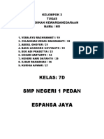 SMP N 1 PEDAN