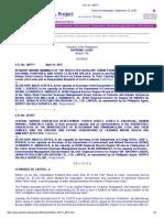 Mammals v. Secretary Reyes, G.R. No. 180771, April 21, 2015