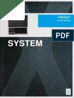 HI 801 001 E HIMax System Manual