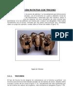 PERFORACIÓN ROTATIVA CON TRICONO.docx