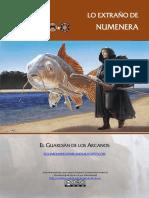Lo Extraño de Numenera