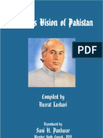 Bhutto Vision of Pakistan