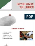diabete rapport