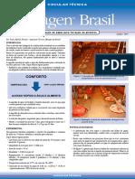 Circular Técnica Aviagen - Utilização de papel para forração de pinteiros - Junho 2007