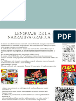 Lenguaje  de la narrativa grafica