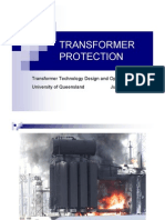 Transformer protection