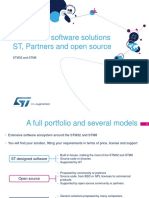stm32 stm8 embedded software solutions