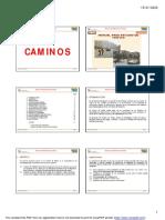 Estudio demanda de Tráfico-CAMINOS-MUT