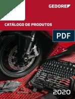 Catálogo de ferramentas