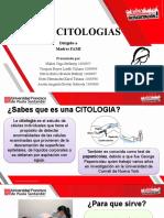 TOMA DE CITOLOGIA MUJER