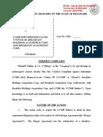 Tiffany v. LVMH Complaint