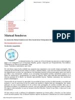 WEB Mutual Senderos - CTEP Argentina