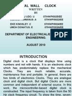 DIGITAL WALL CLOCK POWERPOINT2