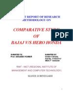 6521964-summer-training-report-on-bajaj-vs-hero-honda