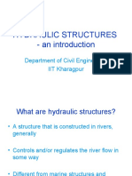 Hydraulic Structures - An Introduction