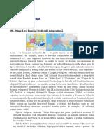 Prima Ţară Rumână Medievală Independentă