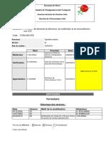 Formulaire de demande d-integration d-un aeronef dans la liste de flotte d-un exploitant -F-DSA-460-OPS-01