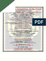 LOVE COMPLETES THE TORAH