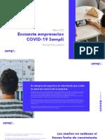 Estudio Sempli - Impacto Covid19 en Pymes