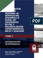 2019 _Libro. La educación superior regional. Tomo I.pdf