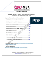 GK4MBA TISSNET E-Book (2nd Edition, June 2020)