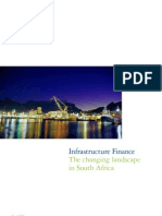 Infrastructure Finance - The changing landscape in SA