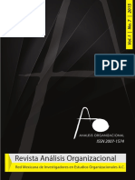Revista Análisis Organizacional Vol 1 Nº 7 2015