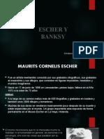 ESCHER Y BANKSY