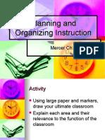 PlanningandOrganizingInstructionch2mercer