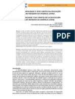 CÁRDENAS, L. G. A interculturalidade e seus limites na educacao escolar indígena na América Latina.pdf