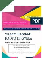 Yuhom Bacolod - Radyo Eskwela (RBI Pilot Test Brief).pdf