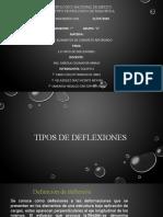 2.6 deflexiones