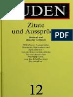 Duden Band 12 - Zitate und Aussprüche - Herkunft und aktueller Gebrauch.pdf