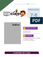 CCSS 3ºPRIMARIA-UD 7-8 Relieve y paisajes