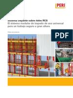 RCS Auto-Trepantes Manual (Castellano)