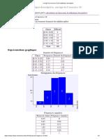 Corrigé de l'exercice 10 de statistique descriptive