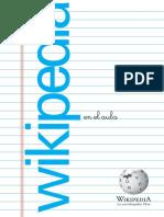 Wikipedia en el Aula Portada