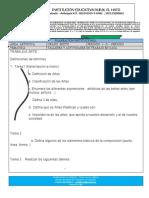 ARTISTICA TALLERES  Y ACTIVIDADES  DE TRABAJO EN CASA (Autoguardado) (1)