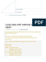 08.Local Classes with methods