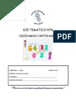Matematicas 3° Eje 4