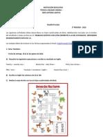ACTIVIDADES DE INGLES  TERCER PERIODO (1)