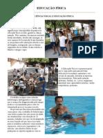 EDUCAÇÃO FÍSICA para D.V