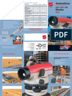 Ficha Tecnica Nivel de Precision Pentax AP-120-124-128