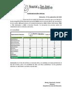 [2020 09 17] Comunicación Oficial COVID 19