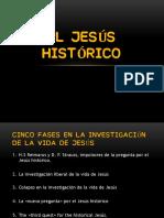 Sobre el Jesús Histórico
