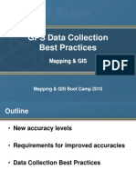Best Practices for GPS Data Collection