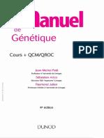 Arico, Sébastien_ Julien, Raymond_ Petit, Jean-Michel - Mini manuel de génétique _ cours + QCM-QROC (2015, Dunod) -.pdf