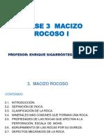 CLASE 3 MACIZO ROCOSO I