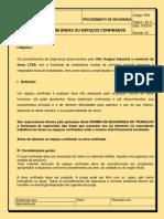 85517916-Procedimento-de-Seguranca-Espaco-Confinado NAIM PDF