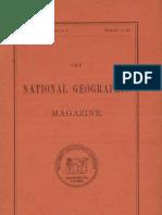 National Geographic - Vol III (1891-1892) - 05 (1892-01)